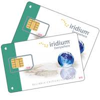 Iridium SIM